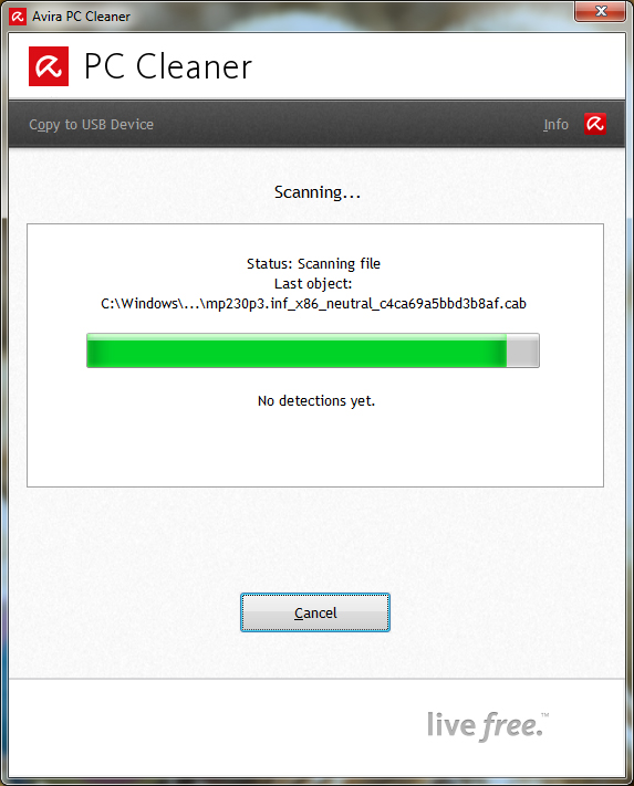 Avira PC Cleaner